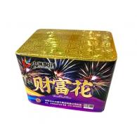 沈阳48发财富花(环保烟花)